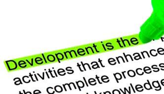 find develop utilize leader leaders