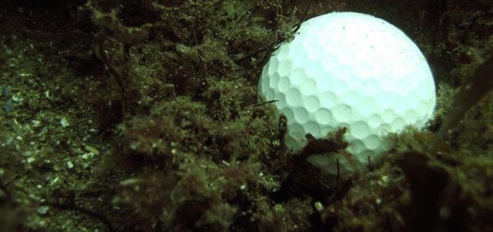 mulligan golf ball water