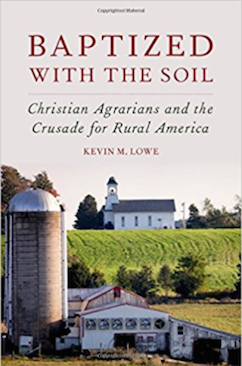 Baptized with the soil by kevin m lowe book review for Soil 2017 book