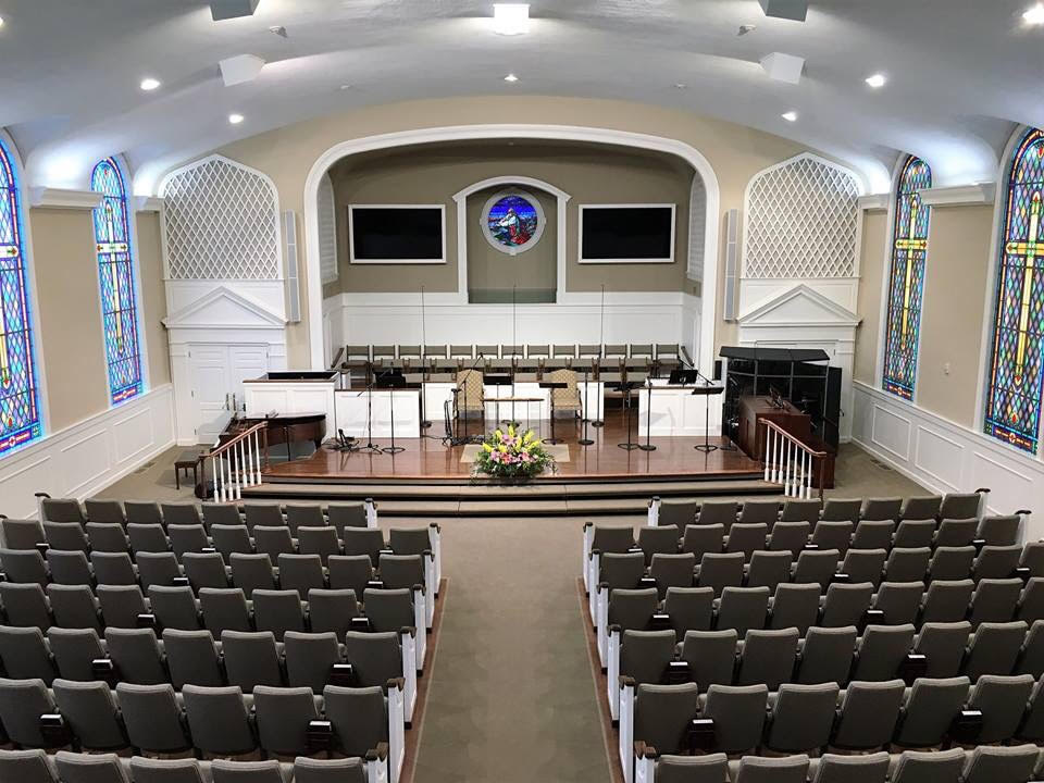 Renovating Your Church Without Wrecking Your Ministry ...
